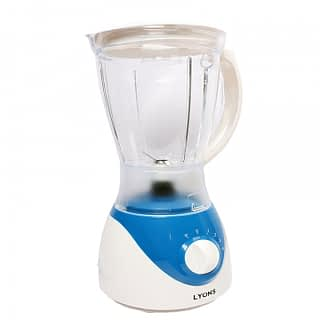 Lyons 2in 1 Blender 1.5L Blue+white -FY-304