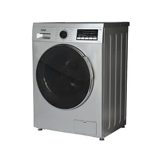 Mika Washing Machine, Fully-Automatic, 7Kgs, Silver