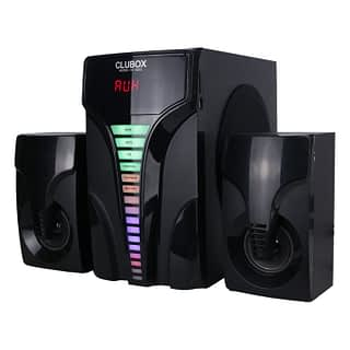 CLUBOX 2.1 Bluetooth Speaker System IC 5203