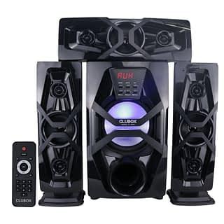 CLUBOX 3.1 Bluetooth Speaker System FL 6030