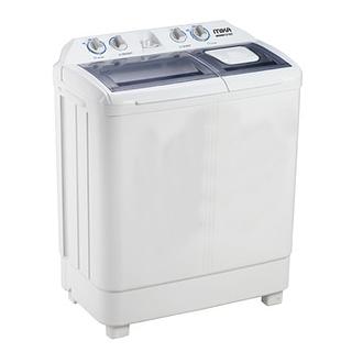 Washing Machine, Semi-Automatic, 7Kg, White