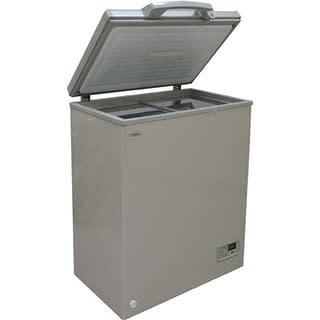 Deep Freezer, 100L, Silver Grey