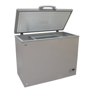 Deep Freezer, 250L, Silver Grey