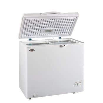 Deep Freezer, 200L, White