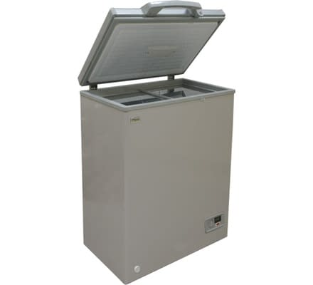 Deep Freezer, 99L, Silver Grey