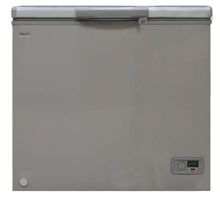 Deep Freezer, 250L, Silver Grey