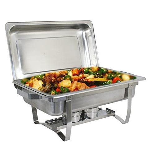 High Quality Stainless Steel Chafing Dish- 1 Tray