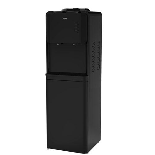 Mika Water Dispenser, Standing, Hot & Normal, Black