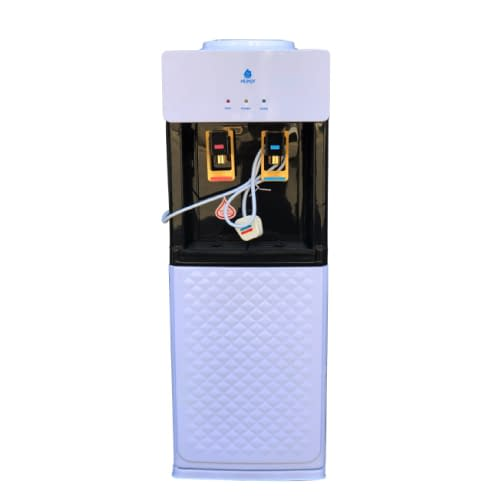 Nunix Hot and Normal Water Dispenser-White and Black