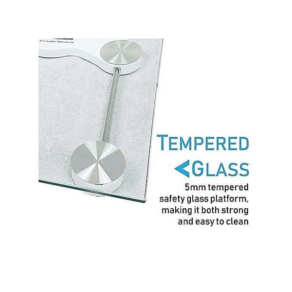 Sterling Digital Glass Bathroom Scale